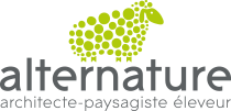 Alternature   Entretien par l'éco-pâturage en Alsace Logo